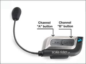 Cardo scala rider G4 abbinamento con schuberth src system